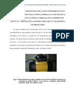 Certificacion de La Electrobomba
