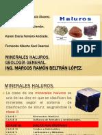 Presentación Haluros