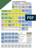 Ingenieria Mecanica Mapa 2015