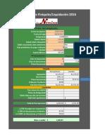 Calculadora de Finiquito