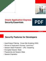 Apex Security Essentials