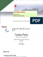 STST 2014 - Morten Korsaa - Function Points