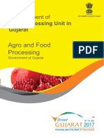 Fruit Processing Unit in Gujarat