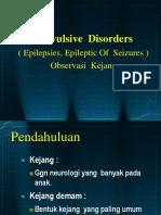 a1~Convulsive disorder