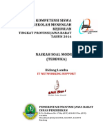 Soal Modul 4 - It Networking - Lks 2016