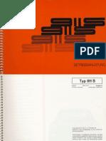 BetriebsanleitungTyp911S1972c