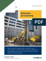 Soilcrete Jet Grouting2