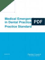 Medical Emergencies DENALT