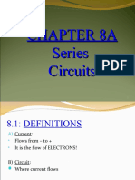 Series Circuits Notes
