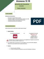 5-10 Procédure Évacuation Incendie