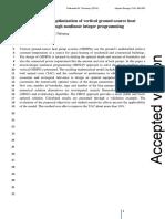 Journal for Nonlinear Integer Programming