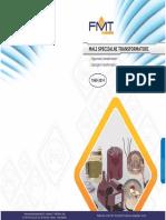 Mali Specijalni Transformatori FMT