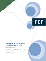 Handbook of Sewage Treatment Plant