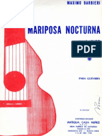Barbieri Mariposa Nocturna