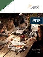 Annual report AFM 2011
