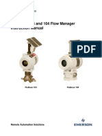 Floboss 103 104 Flow Managers Instruction Manual en 132384