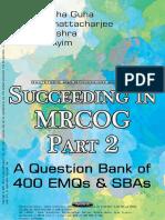 Succeeding in MRCOG Part II