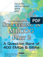 Succeeding in MRCOG Part II