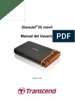 Manual Sj25m Sp