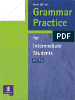 Grammar Practice for Intermidiate Students