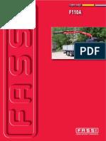 Fassi F110A GB