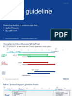 NB-IoT Trial Guideline v0.3