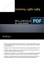 Turkish economy (1980-1989)(1)