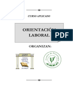 Tema i. Orientación y Mercado Laboral