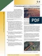 9-4 Erdung Und Potentialausgleich in Industrieanlagen