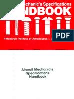 PARAFUSO Aircraft+Mechanic%27s+Specification+Handbook.pdf