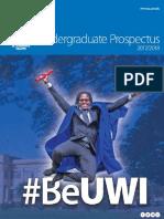 UG Prospectus 2017