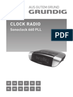 Grundig Sonoclock660PLL