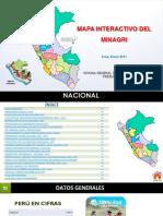 Mapa Interactivo Del Minagri