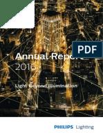 Philips Lighting Annual Report