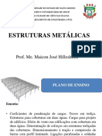 UNEMAT-ESTRUTURAS METÁLICAS