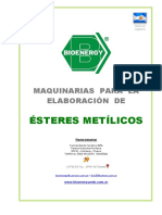 Cotizaciones Planta de Ésteres Metílicos.pdf
