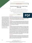 Bacterial Meningitis in the United States 1998-2007