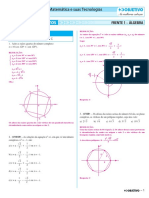 3.3. Matemática - Exercícios Propostos - Volume 3