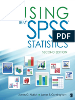 Using IBM SPSS Statistics_ an Interactive Hands-On Approach (2016) James Aldrich
