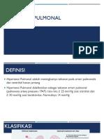 PULMONAL HIPERTENSI 2