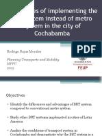 BRT - Presentation