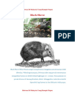 Haiwan Di Malaysia Yang Hampir Pupus