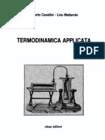 A. Cavallini_L. Mattarolo_Termodinamica Applicata_Cleup Editore 1992