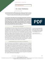 Amiodarone for Atrial Fibrillation