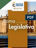 Estructura del Estado Colombiano - Rama Legislativa