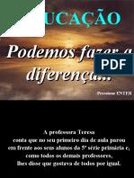 Gabriel Chalita - Pedagogia Do Amor - Power Point