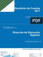 PPT Rendición de Cuentas 2017 Final