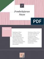 Pembelajaran Maya