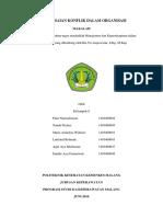 Kelompok 8 Konflik Dalam Organisasi