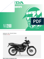MP NX200 - D2203-MAN-0145
